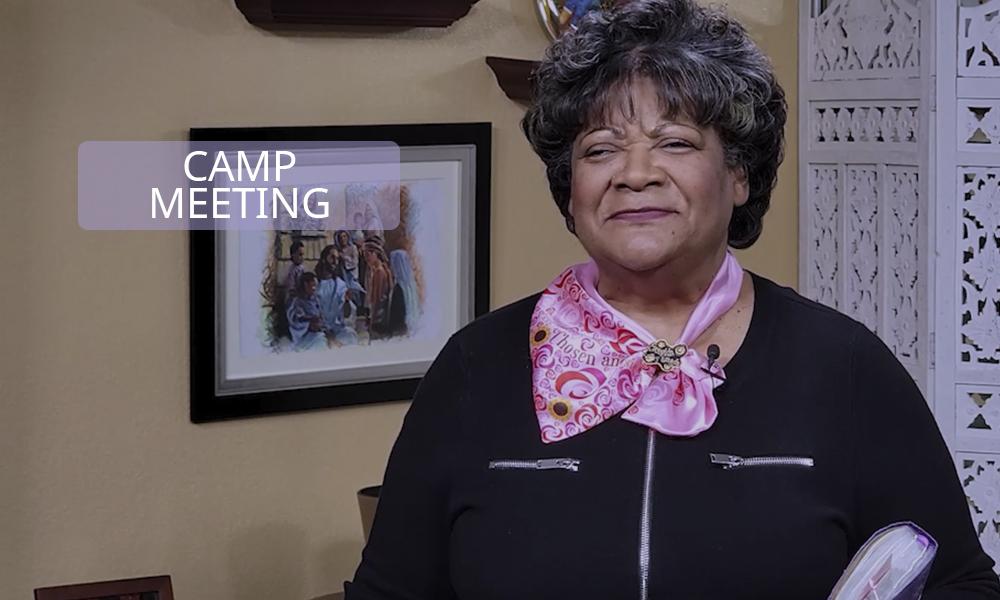 Camp Meeting - Ponencia Dinorah