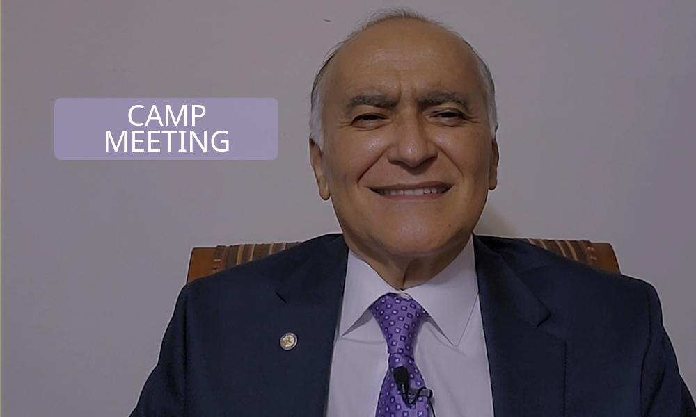 Camp Meeting - Ponencia Gamaliel